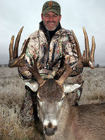 Texas Trophy Whitetail deer